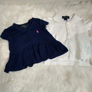 🔥Ralph Lauren Toddler Shirts